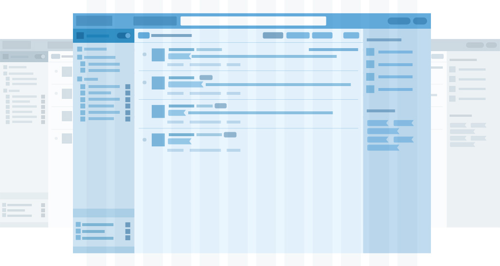 Groove wireframes
